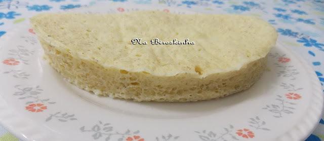 Pão de Microondas