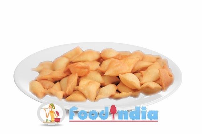 Sakarpara Recipe | Famous Crunchy Sweet Snacks Recipe