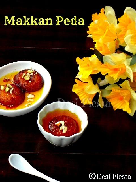 Makkan Peda - Arcot spl sweet