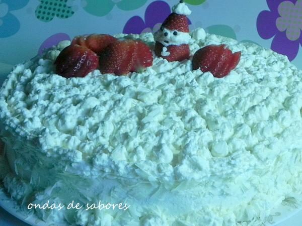 Recheio com ameixa e leite condensado para bolo de aniversário
