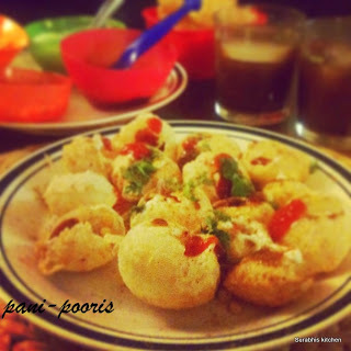 Panipuri Recipe