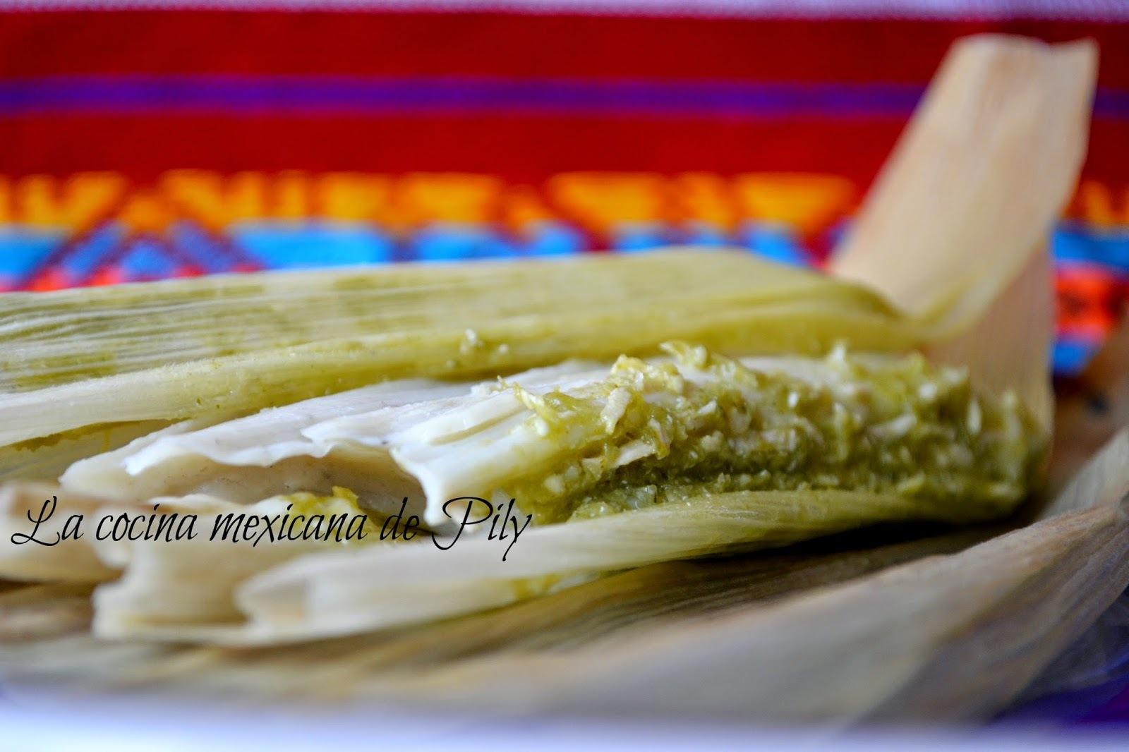 ¿Cómo hacer tamales con aceite vegetal?