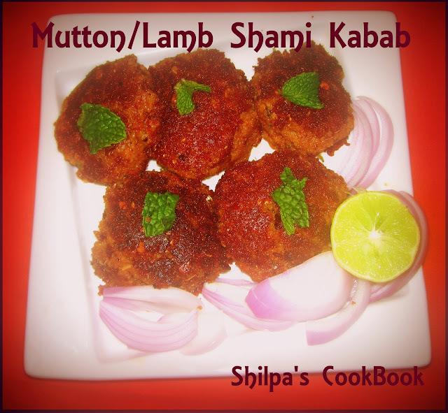 Mutton Shami Kabab