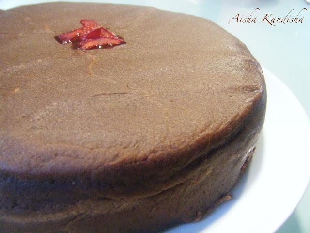 COKE CAKE (PASTEL DE CHOCOLATE Y COCACOLA)