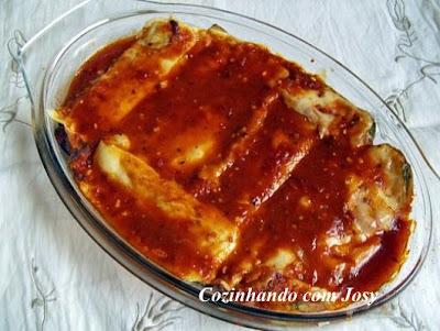 Abobrinha a Parmegianna/Presente Amigo Secreto Gourmet 2012