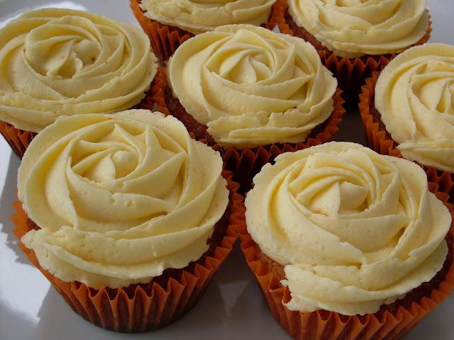 Cupcakes de Mandarina!!!!
