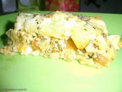 Torta de Frango de Microondas