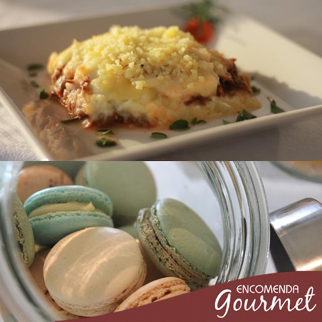 Encomenda Gourmet: Coisas gostosas em apenas alguns cliques