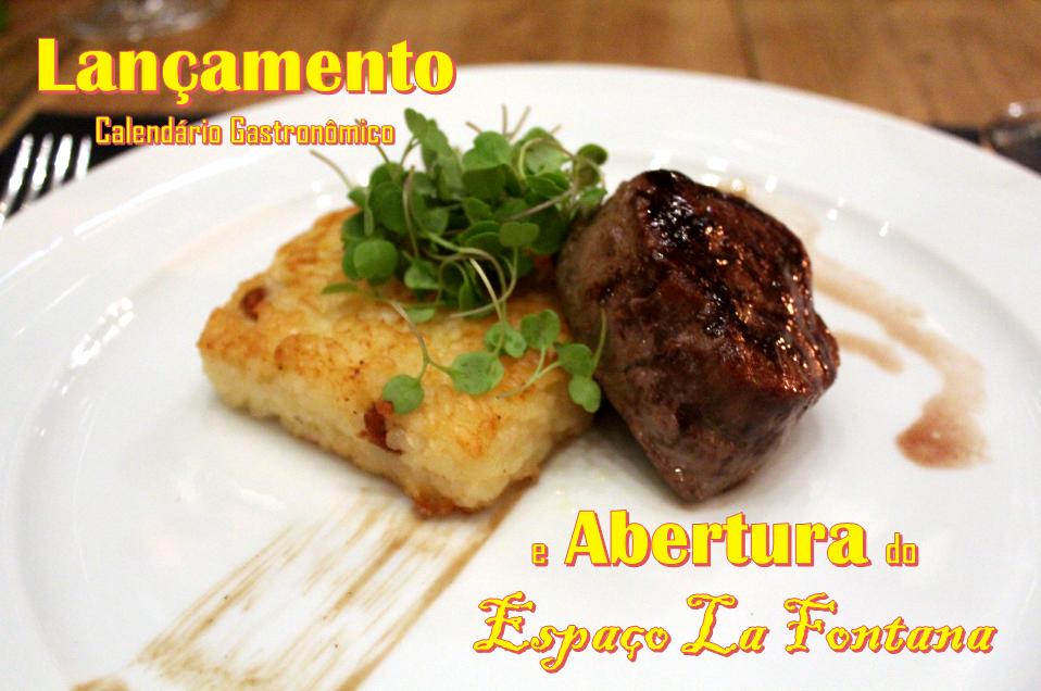 Il Campanário lança o restaurante La Fontana e reforça as atividades gastronômicas de Jurerê Internacional