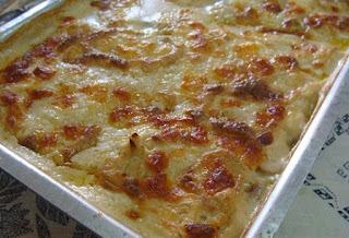 Filezinho de Frango ao forno com couve-flor e champignon