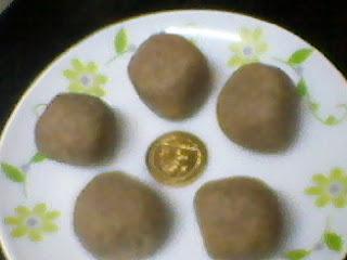 Mixed  flour laddu |Mishr peeth ladu | gahu jowar bajari nachni flour laddo
