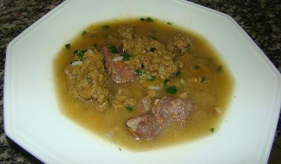carne figado de alemao