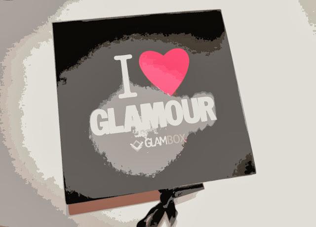 Minha 1º Glambox!