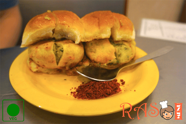 Vada Pav Recipe - Bombay Vada Pav Recipe