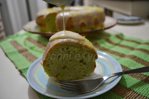 cobertura de bolo feito com gelatina