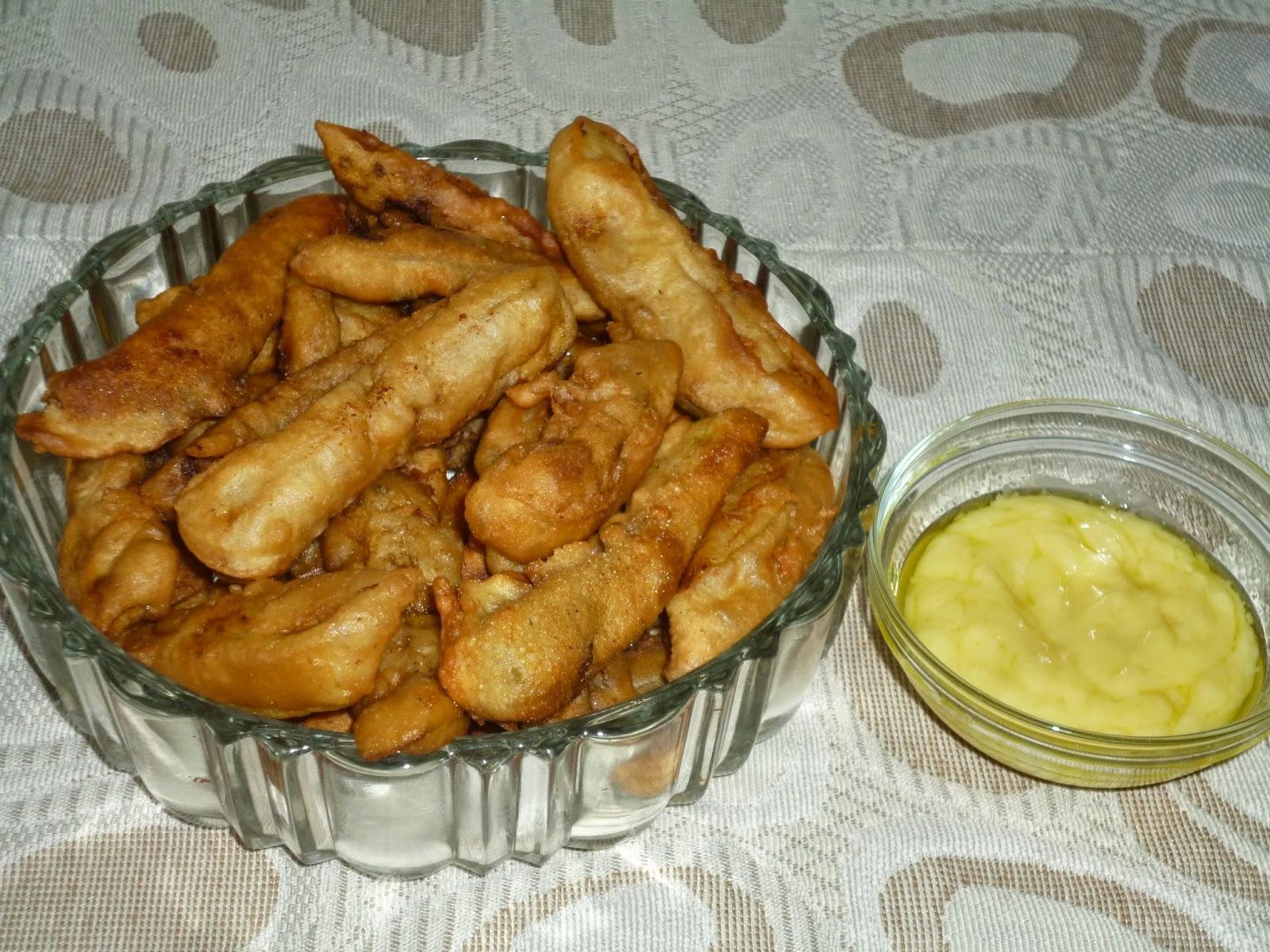 molho berinjela empanada