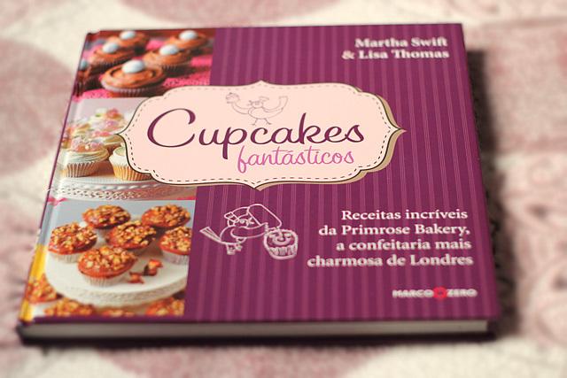 Livro Cupcakes Fantásticos