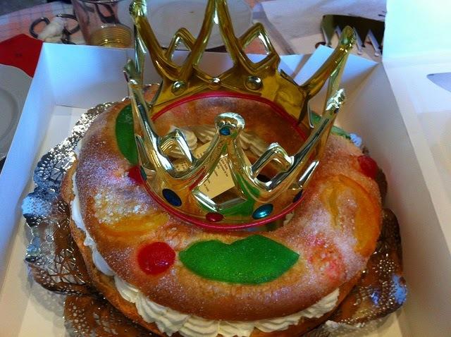 Recette du gâteau des rois Espagnol : le Roscón de Reyes