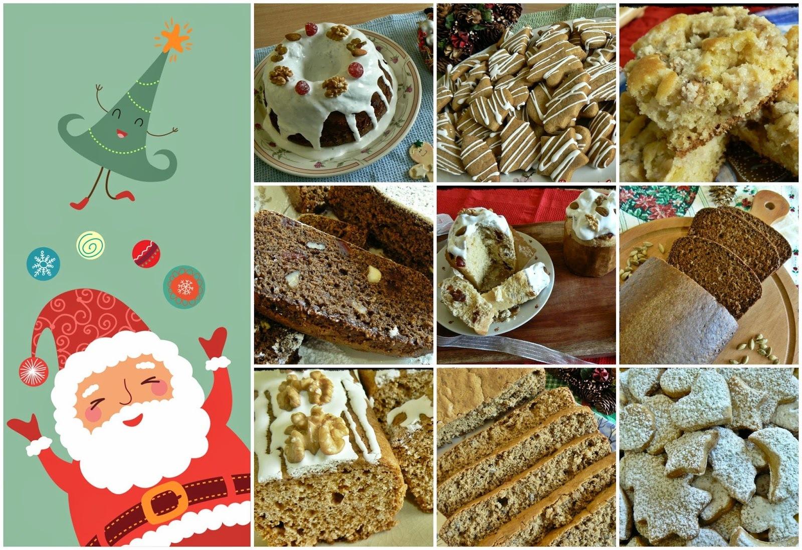 Receta de Navidad. Empezamos con algunas ideas para ir calentando hornallas