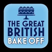 Caramel Cake, Aztec Cookies and GBBO app/book review