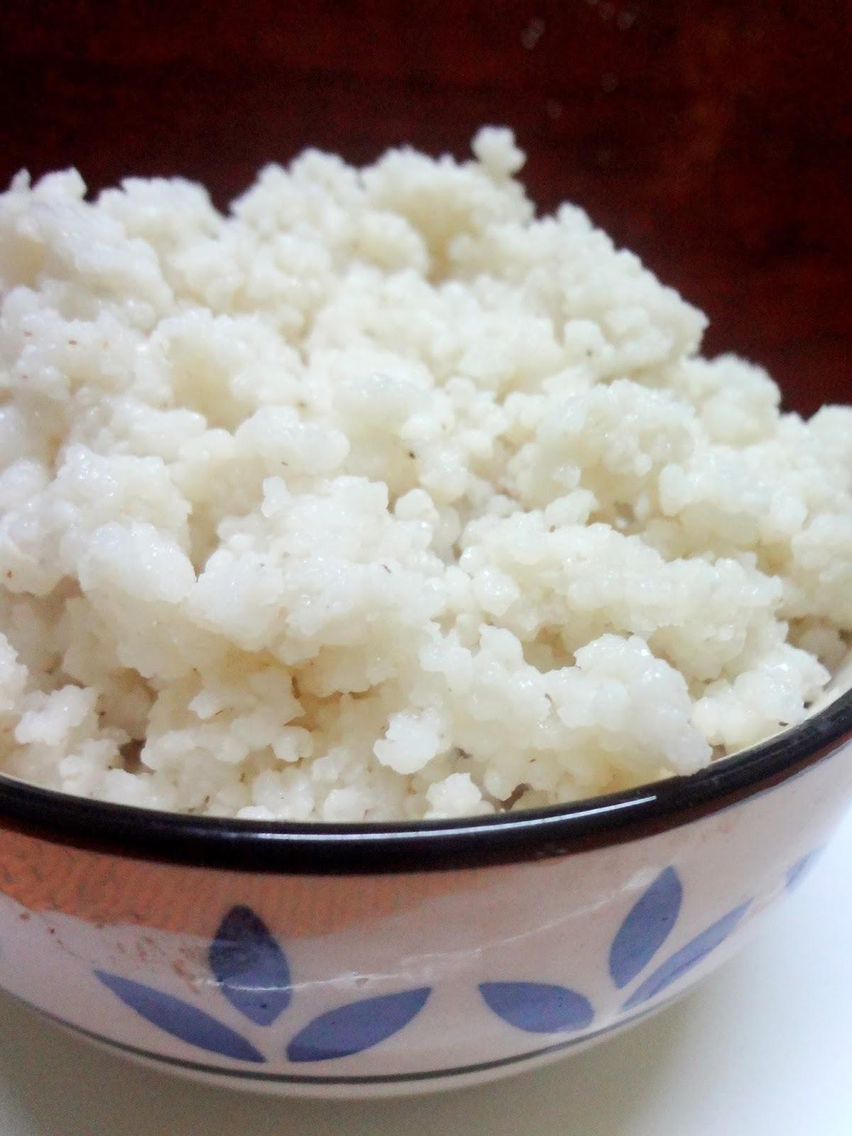 Healthy Kodo Millet rice ( Varagu arisi saadham )
