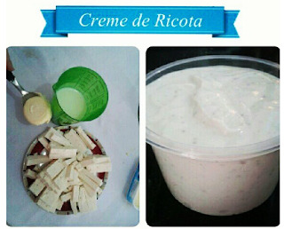 Creme de Ricota Light