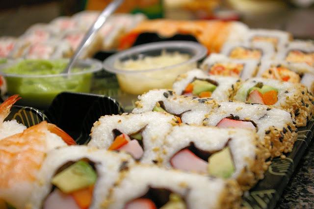 Receta de Sushi fácil y delicioso