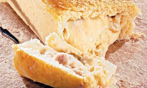 cuca de queijinho facil