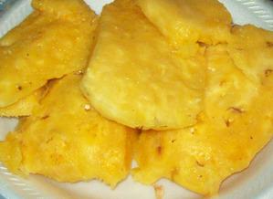 Abacaxi em calda caseiro receita