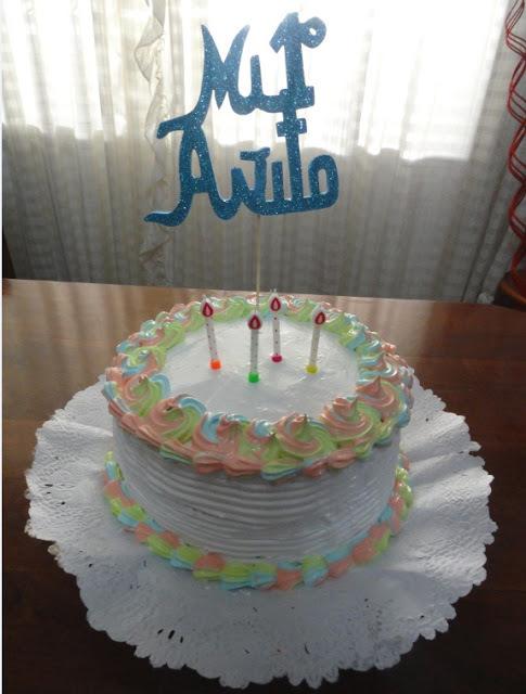Torta Fely