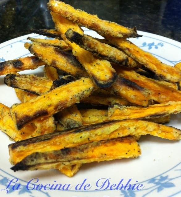 Palitos de Batata
