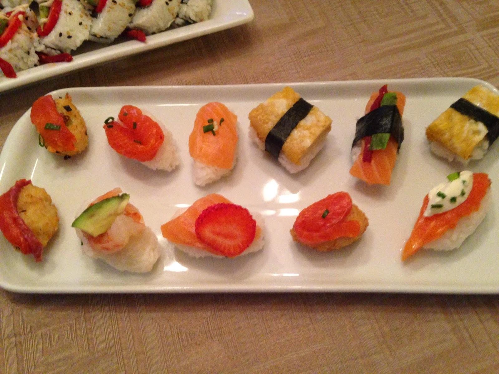 Omelette japonaise pour les sushis (Tamago)