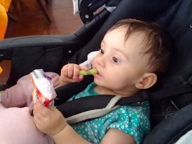 vitamina de frutas para bebe de 6 meses