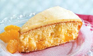 recheio de laranja em gomos para bolo