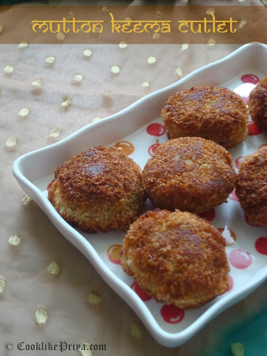 beetroot bread cutlets