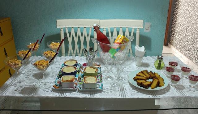 Cuscuz  quase Paulista - 5 Dicas para receber bem em casa sem estress