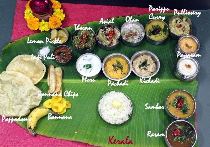 Sadya - Kerala Special