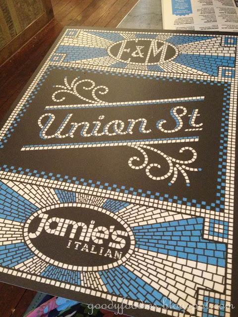 Jamie's Italian @ Union Street, Aberdeen, Scotland