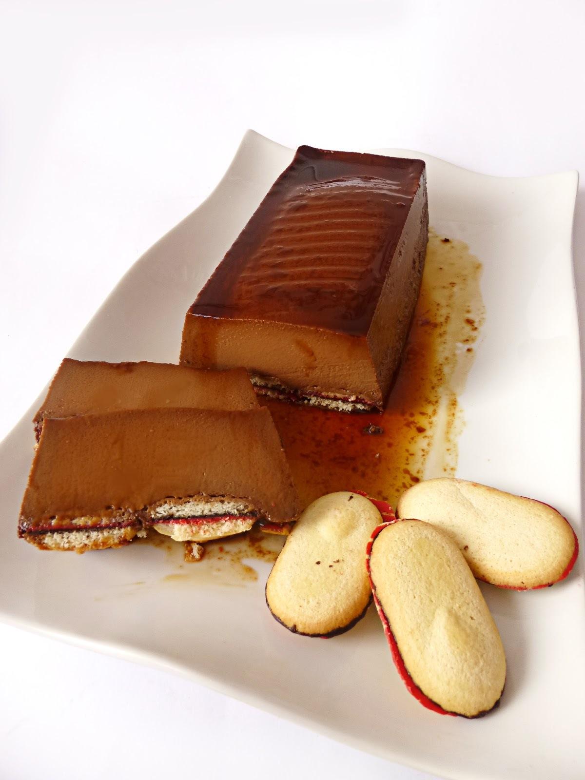 Flan de Chocolate Cremoso
