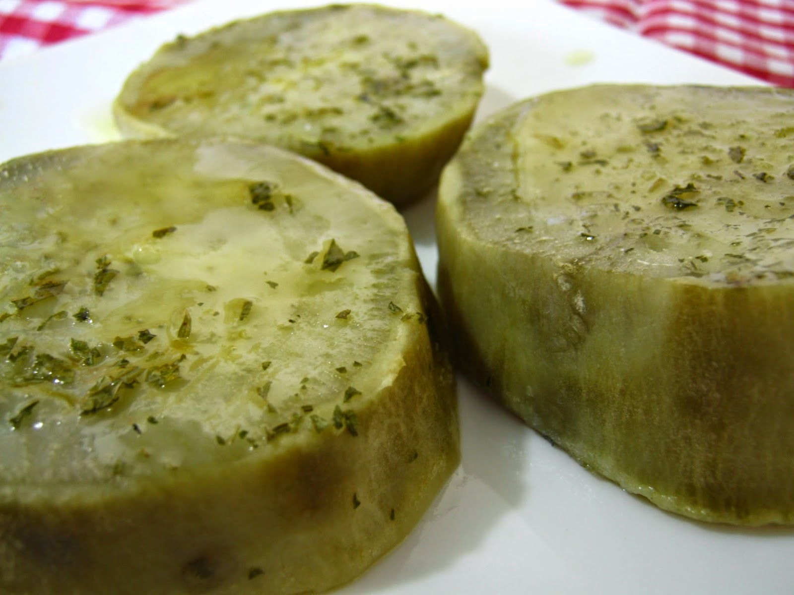 Batata doce simples, mas deliciosa!