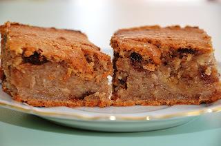 Cuketovo jablkový koláč