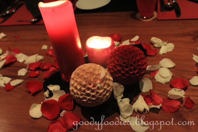 Valentine's @ Favola, Le Meridien KL