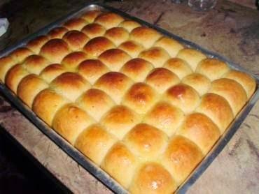 pão rapido de liquidificador com fermento em po