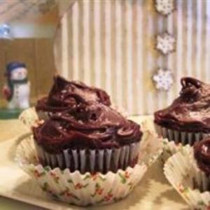 glace para cupcake facil