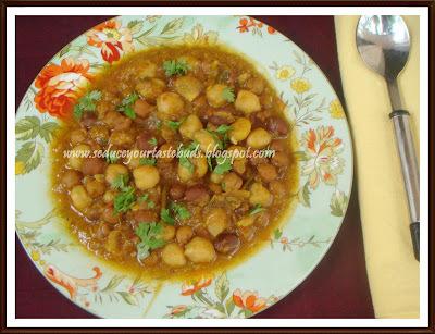 Punjabi Chola Masala