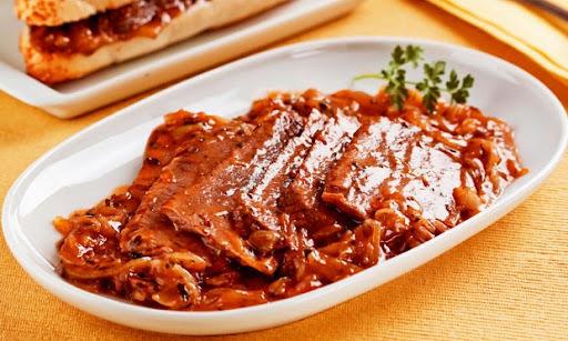 carne fria facil e gostosa