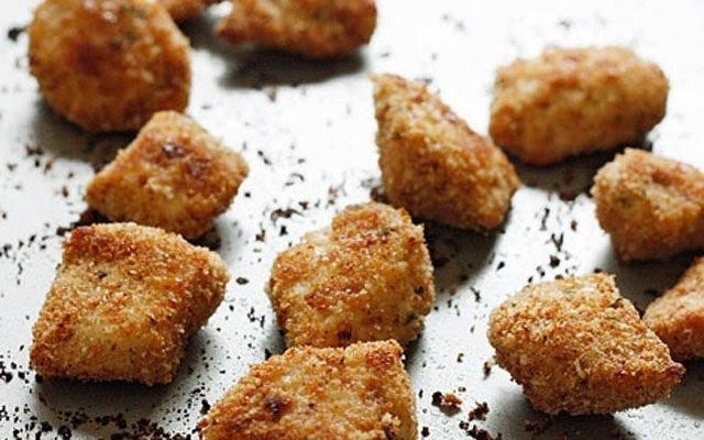 Nuggets saudável