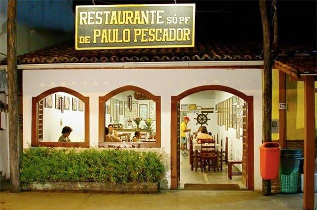Restaurante Paulo Pescador - Arraial D'Ajuda