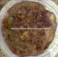 Egg Omlet Recipe  / Muttai Adai