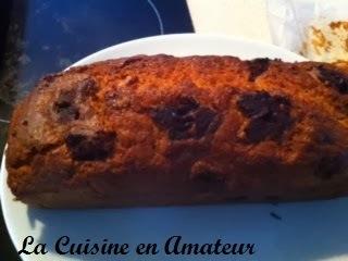 Gâteau au yaourt à la pâte à tartiner Vitabio